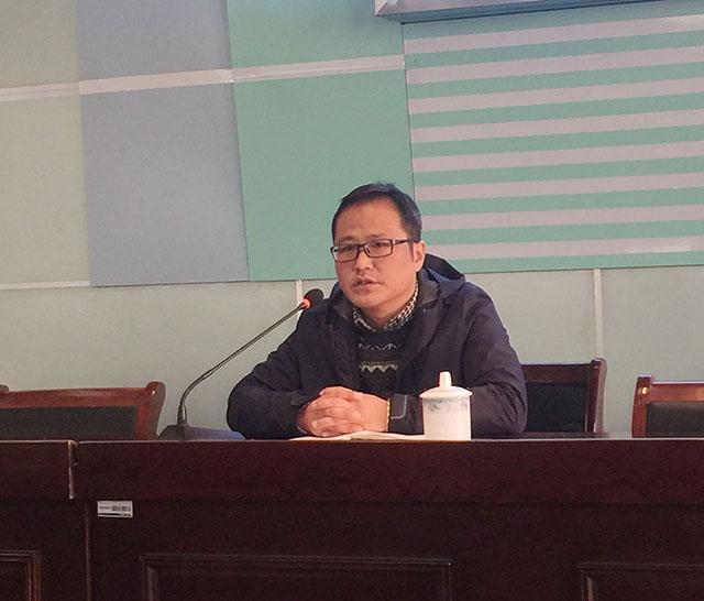 六合区教育局现代教育技术中心副主任刘义
