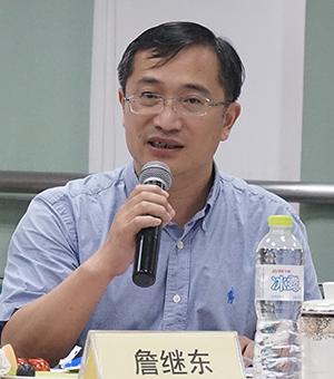 南京市栖霞区教师发展中心书记 詹继东
